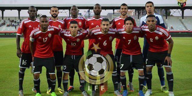 """ليبيا تواجه تنزانيا في أولى مبارياتها بـ """"كأس التحدي"""""""
