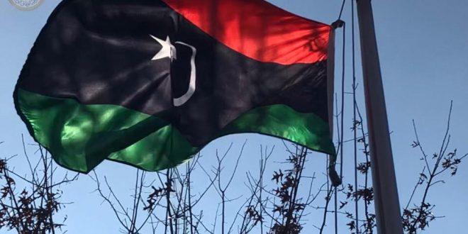 افتتاح السفارة الليبية في واشنطن في مقرها الجديد