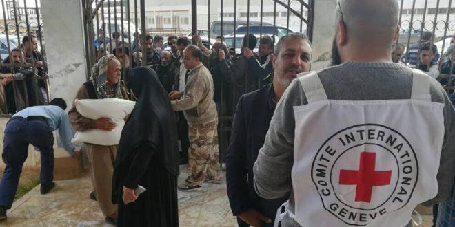 قوافل طبية لسرت وبنينه تسيرهما اللجنة الدولية للصليب الأحمر بالتعاون مع الهلال الأحمر الليبي