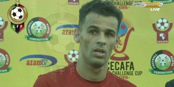 المنتخب الليبي يتعادل مع تنزانيا في أولى مبارياته ببطولة التحدي لكرة القدم