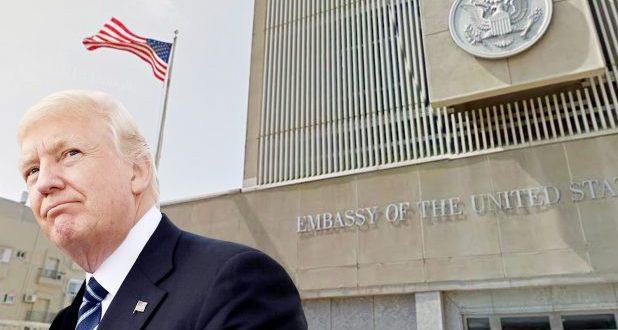 البيت الأبيض: ترامب يؤجل قراره بنقل سفارة بلاده من تل ابيب إلى القدس