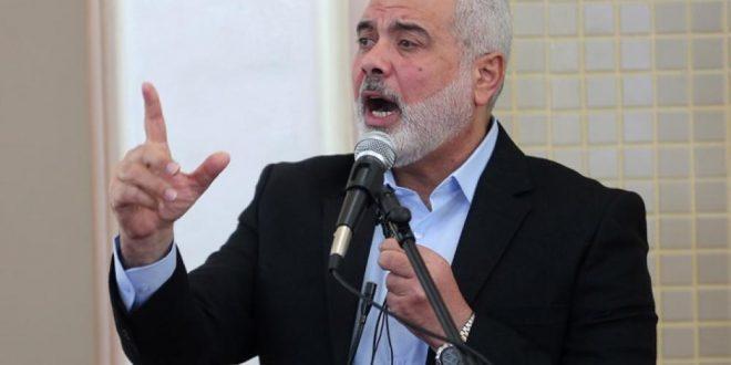 حماس تدعو لانتفاضة فلسطينية جديدة ردا على إعلان ترامب بشأن القدس