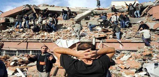 هيئة المسح الجيولوجي الأمريكية: زلزال بقوة 6.1 درجة يضرب إيران
