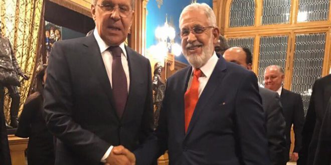 وزير الخارجية الليبي يزور موسكو الاثنين القادم للقاء نظيره الروسي