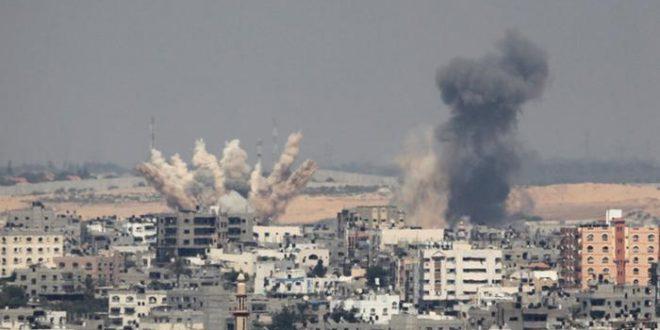 قتيلان فلسطينيان في ضربات جوية إسرائيلية على قطاع غزة