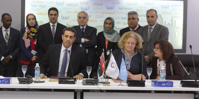 فرنسا تدعم الانتخابات في ليبيا بمبلغ مائتي ألف يورو