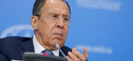 لافروف يعلن استئناف عمل السفارة الروسية في ليبيا