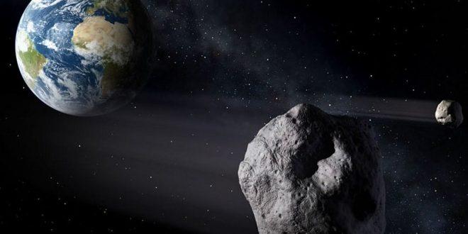 كويكب جديد يمر قرب الأرض