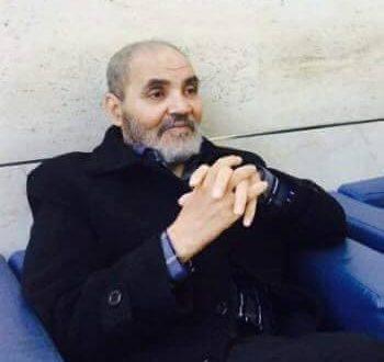 """ليبيا تودع الدكتور """"البشير الجبو"""" عن عمر ناهز الستين عاما"""