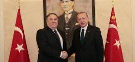 بومبيو يلتقي بأردوغان بعد محادثات مع السعوديين بشأن اختفاء خاشقجي