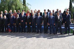 البيان الختامي لمؤتمر باليرمو يدعو إلى ضرورة اعتماد دستور من أجل تحقيق السيادة في ليبيا