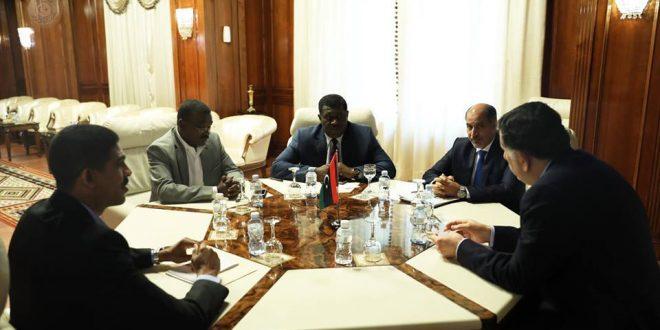 الرئاسي يطلق حملة إنقاذ الجنوب ويعجل بمبلغ 100 مليو دينار والبعثة الأممية تهتم