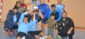 شهداء الرميلة يظفر ببطولة دوري الاستقلال لخماسيات كرة القدم بمصراتة