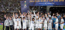 ريال مدريد بطلا لكأس العالم للأندية للمرة الرابعة بتاريخه