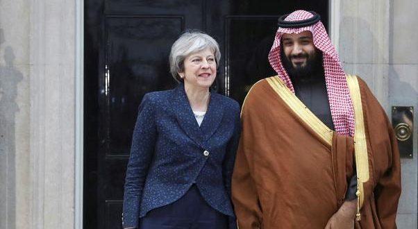 ماي تحث ولي العهد السعودي على محاسبة المسؤولين عن قتل خاشقجي