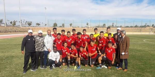 ليبيا تفوز على موريتانيا وتنهي مشاركتها الشمال افريقية في المركز الخامس