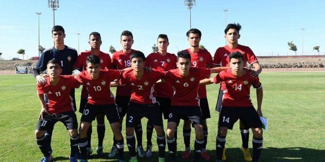 مشاركة متواضعة لناشئي ليبيا في بطولة شمال افريقيا