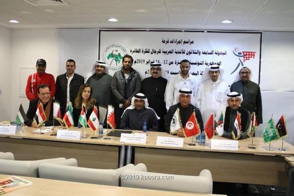 السويحلي والأهلي بنغازي يمثلان ليبيا في بطولة الأندية العربية للكرة الطائرة