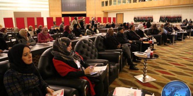 وزير العمل الليبي: عدد المهجرين الليبيين في حدود 193 ألف مهجر