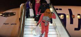 الأمم المتحدة: نقل 159 لاجئا إريتريا جوا من ليبيا إلى النيجر