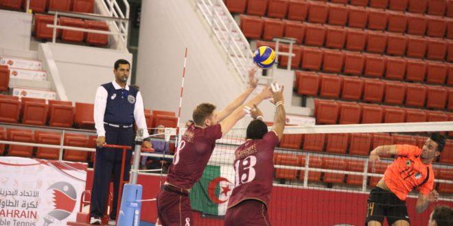 السويحلي الليبي يخسر في البطولة العربية 37 للأندية للكرة الطائرة رجال