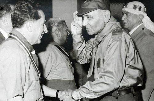 في الذاكرة- الحركة الكشفية في ليبيا منذ التأسيس..