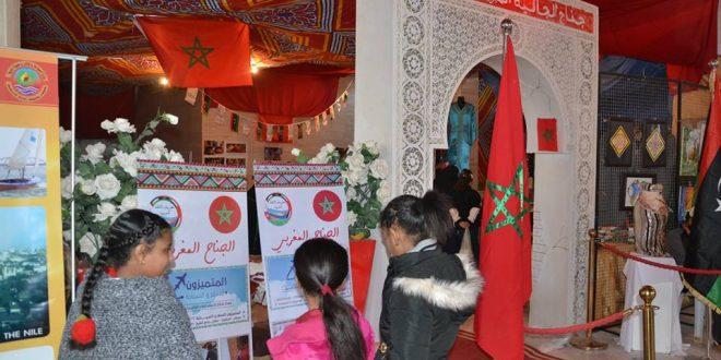 اختتام مهرجان الثقافة العربية بمدينة مصراتة بمشاركة الجاليات المقيمة
