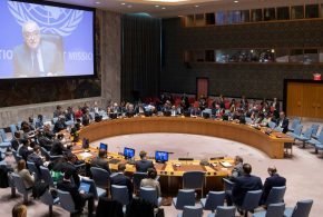 إحاطة الممثل الخاص للأمين العام للأمم المتحدة، غسان سلامة، أمام مجلس الأمن حول الوضع في ليبيا، 20 مارس 2019