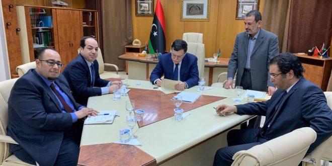 اعتماد ميزانية (ترتيبات مالية) ليبيا للعام 2019 بقيمة 47 مليار دينار ليبي