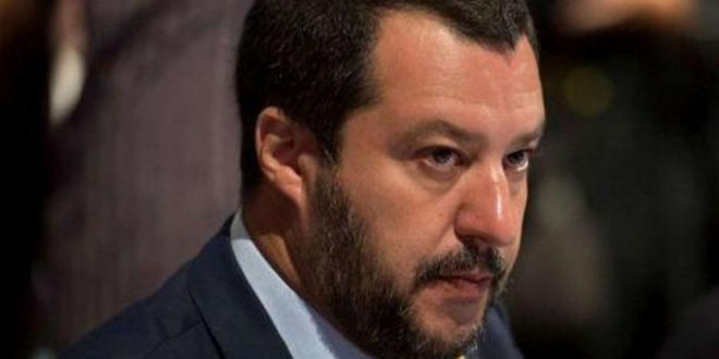 سالفيني يستعرض مع باشاغا أوجه التعاون بين إيطاليا وليبيا