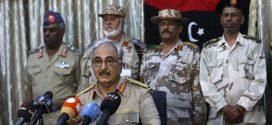 مخاوف من مواجهة في ليبيا إذا هاجمت قوات حفتر العاصمة