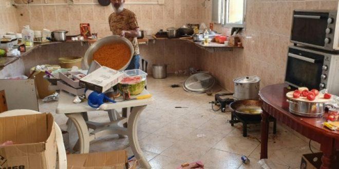 قوات حفتر انسحبت من غريان الاستراتيجية على عجل مخلفة جرحى وذخائر… ووجبات غذائية