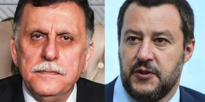 """السراج يطالب من ميلانو بالتدخل """"بشكل حازم"""" لإحلال السلام في ليبيا"""