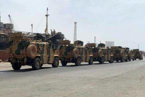 القتال في ليبيا ينتقل الى القواعد الخلفية بعد فشل الطرفين في إنهاء معركة طرابلس