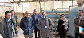 بلدية مصراتة توقع شراكة مع اللجنة الدولية للصليب الأحمر لإعادة تأهيل البيوت الزجاجية بطمينة