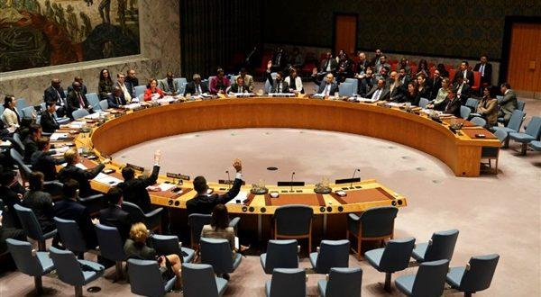 عيون- مجلس الأمن يندد بغارة جوية في ليبيا ويدعو الدول الأخرى لعدم التدخل في الصراع