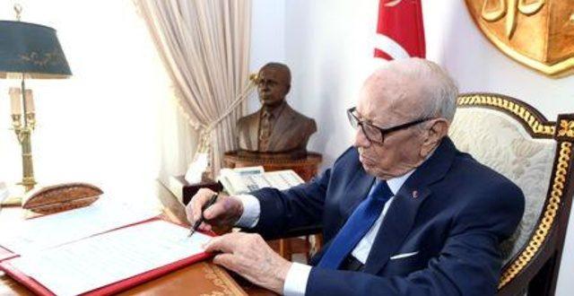 وفاة الرئيس التونسي الباجي قايد السبسي عن 92 عاما