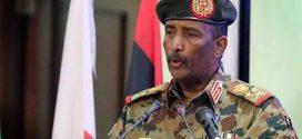 البرهان يؤدي اليمين رئيسا لمجلس السيادة في السودان