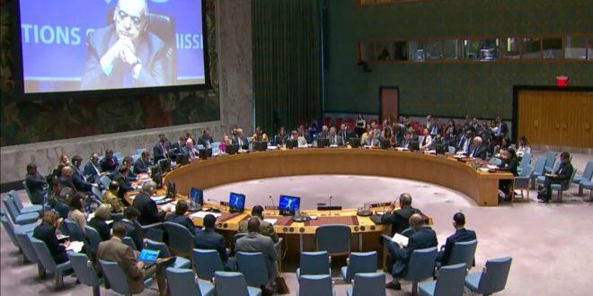 سلامة يدعو مجلس الأمن للقيام بدور أكبر في ليبيا ويتوقع أكثر من سيناريو لإنهاء النزاع في ليبيا