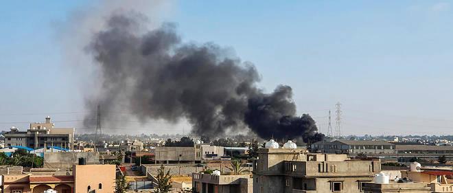 صحف فرنسية تتحدث عن عشرات القتلى الروس في أطراف العاصمة طرابلس كانوا يقاتلون إلى جانب حفتر