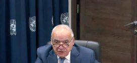 """في إحاطته أمام مجلس الأمن: سلامة يحذر من خطورة الوضع في ليبيا على المدنيين ويتفاءل بملتقى """"مسار"""" برلين"""