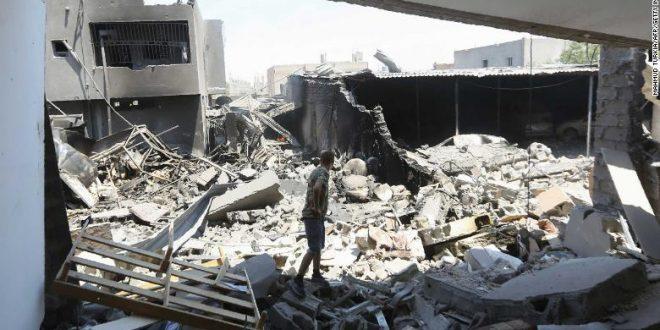 الولايات المتحدة تقول إن القوات الروسية تزعزع استقرار ليبيا