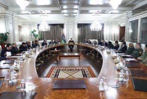 مجلس الوزراء الليبي يوافق على تفعيل مذكرة التعاون الأمني مع تركيا