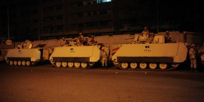مصر السيسي تزود المتمردين الليبيين بالدبابات