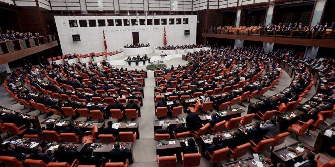 بمناسبة اجتماع البرلمان التركي لإقرار التدخل العسكري في ليبيا..