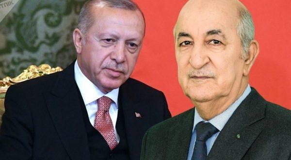 *الجزائر تتجه نحو توقيع اتفاقية لتأسيس مجلس للتعاون الاستراتيجي مع تركيا
