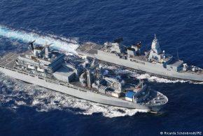 اقتراح سري لإعادة تسمية عملية صوفيا لتشمل حظر الاسلحة على ليبيا