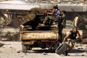 الإمارات تلجأ للكيان الصهيوني لتقوية دفاعات حفتر الجوية