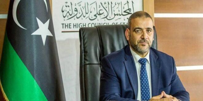 """انتخاب """"المشري"""" رئيسا للمجلس الأعلى للدولة للمرة الثالثة على التوالي"""