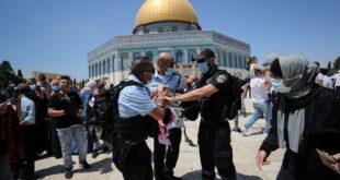 الفلسطينيون يحذرون من أن الاتفاق الإماراتي الإسرائيلي يعرض المسجد الأقصى للخطر